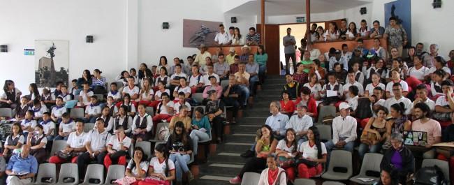 """Conversatorio """"territorio, paz y derecho a los recursos hídricos en el municipio de Fredonia"""""""