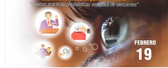 Curso virtual cubrimiento eficaz en periodo electoral