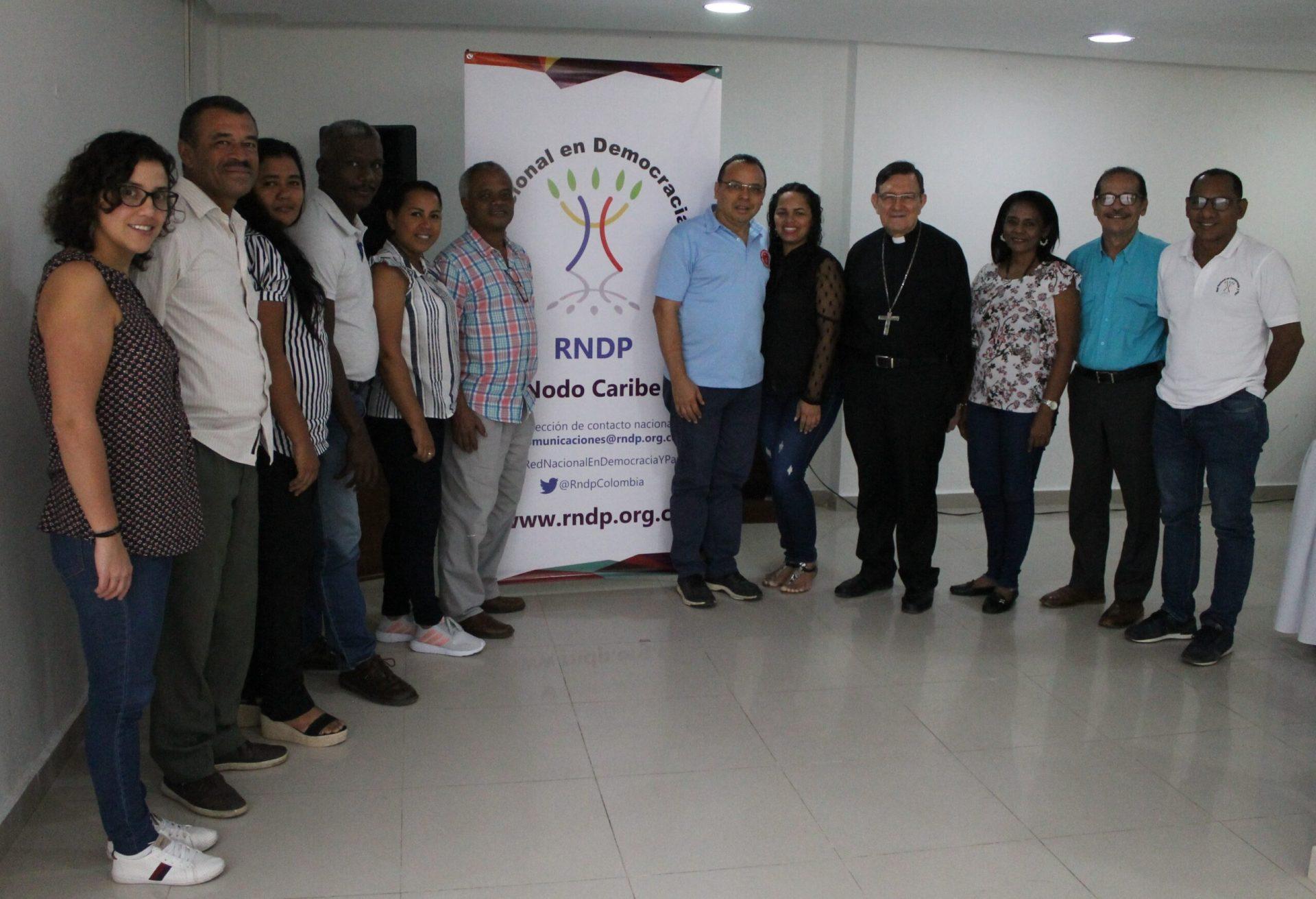 Segundo encuentro del Nodo Caribe 2019